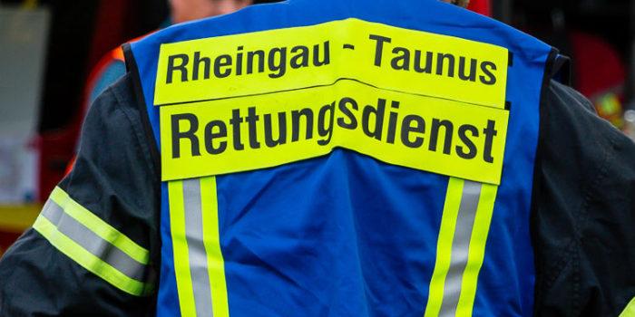 Rheingau-Taunus-Kreis sucht Sachbearbeiter im Rettungsdienst