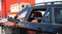 Feuerwehr Wiesbaden rettet Kleinkind aus Auto