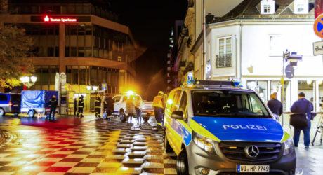 Schwerverletzter nach Auseinandersetzung in Bad Homburger Innenstadt