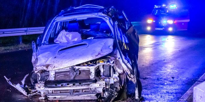 L3041 Köpperner Tal – Verkehrsunfall mit Hund