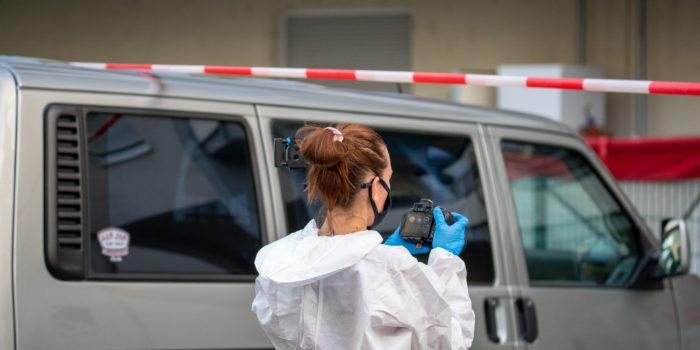 Polizei muss von Schusswaffe Gebrauch machen – Ein Toter und ein Schwerverletzter nach Messerstecherei in Mainz